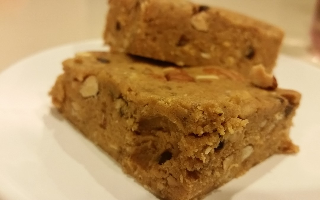 Protein Packed Energy Bars