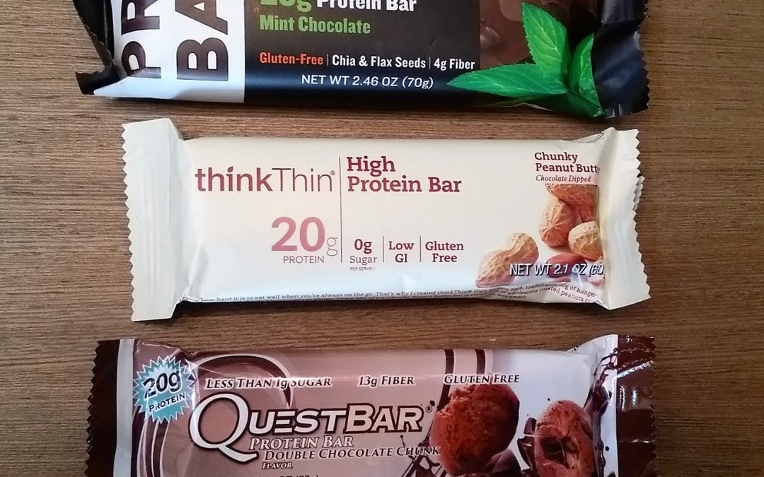 Protein Bars!
